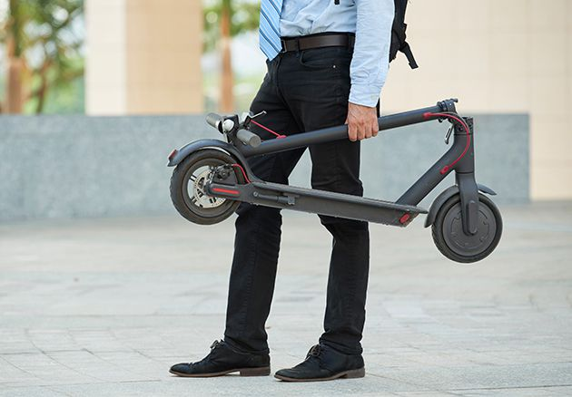 electric scooter best scooter