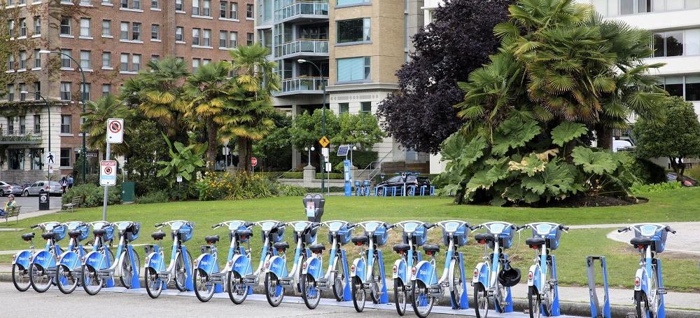 Take an Electric Bike Tour in Vancouver