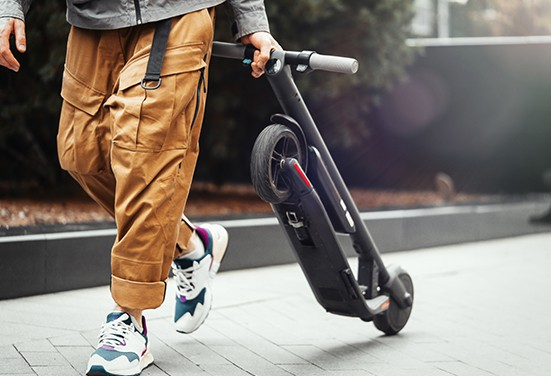 small spaces electric bikes