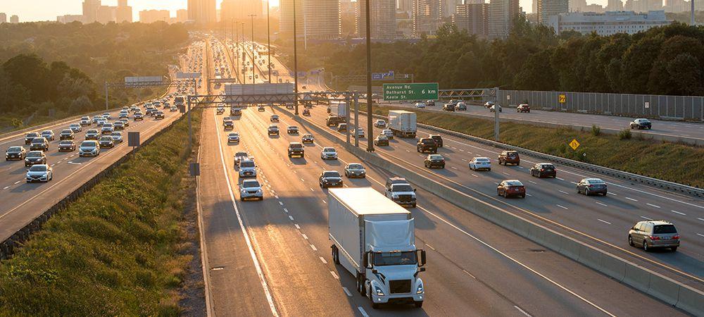 how to avoid major city traffic